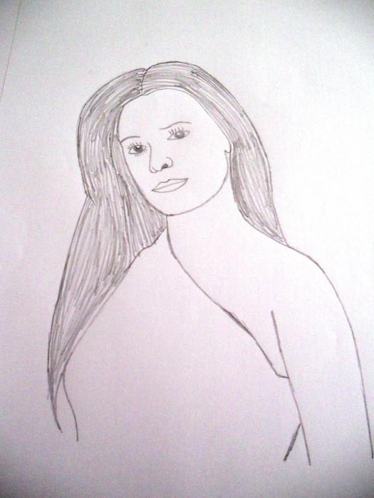 Holly Marie Combs par averagedrawer